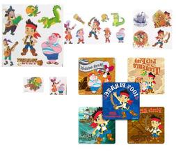 24 Disney Jake and the Never Land Pirates Sticker Sheets Par