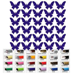 30 Butterfly stickers f Art Decal Home Decor Wall Window Roo