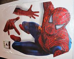 """AMAZING SPIDERMAN Large 36"""" x 24"""" 3D Wall Stickers Kids Room"""