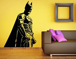 Batman Wall Decal Vinyl Sticker The Dark Knight Superhero De