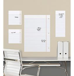 dry erase notebook paper giant