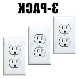 Electrical Outlet Stickers 3-Pack Prank Fake Joke Funny Cust