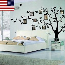 Home Family Photo Frame Tree Sticker Wall Decal Vinyl Remova
