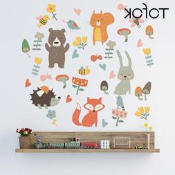 Tofok Forest Animal Party <font><b>Wall</b></font> <font><b>