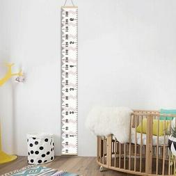 Height Ruler Wall Sticker Baby Growth Chart Height Measure R