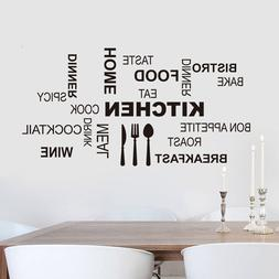Home Decoration Europe America Motto <font><b>Wall</b></font