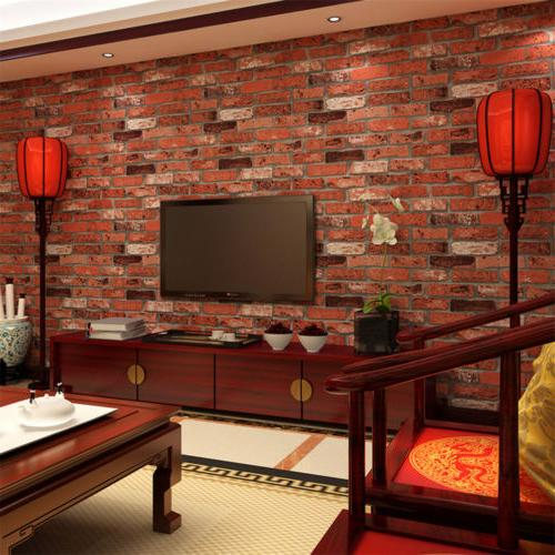 1000CM Vintage Stone Contact Adhesive Wall