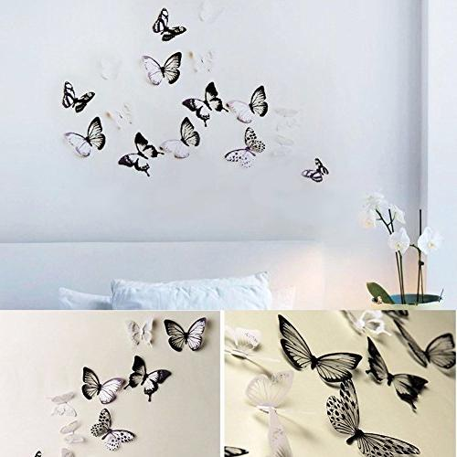 ElecMotive PCS Colorful Crystal Stickers with Decal Home DIY Removable Sticker