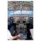 CafePress -COCKPIT WALL DECAL  6393322