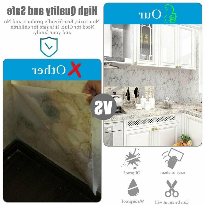 Contact Self Adhesive Oil-proof Kitchen