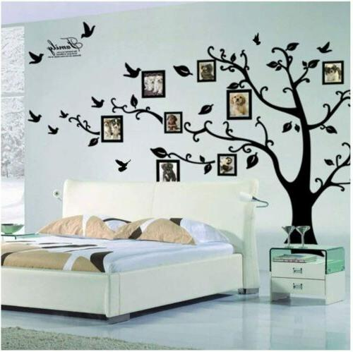 diy family tree wall art stickers removable