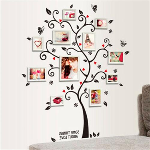 family tree wall decal sticker large vinyl