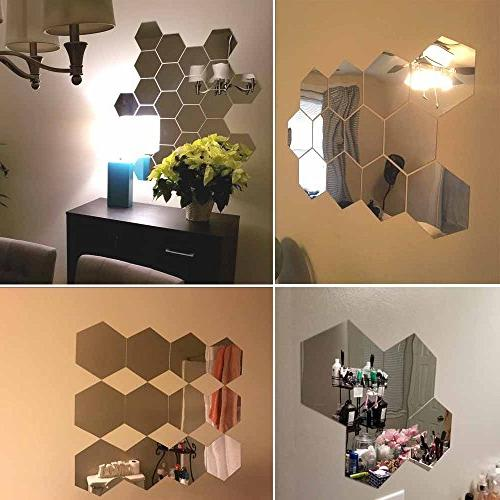 H2MTOOL Stickers, PCS 9cm Wall for Home Living Bedroom Decor