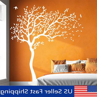 LARGE Branch Tree Wall Sticker Decal Removable Nursery Mural