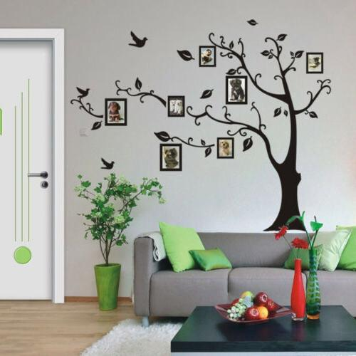 Leaves DIY Removable Wall Bedroom Decal