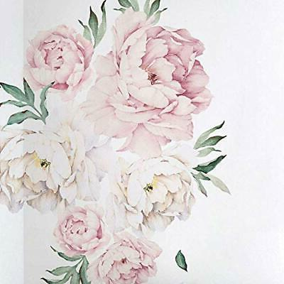 Peony - Pink - by Simple Shapes