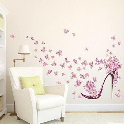Removable Butterfly Decals Art US