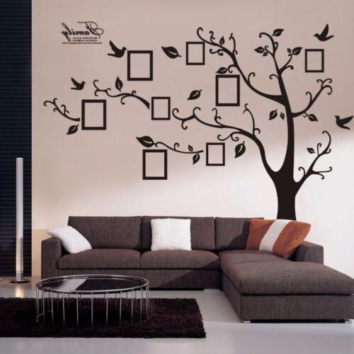Family Tree Decal Sticker Picture