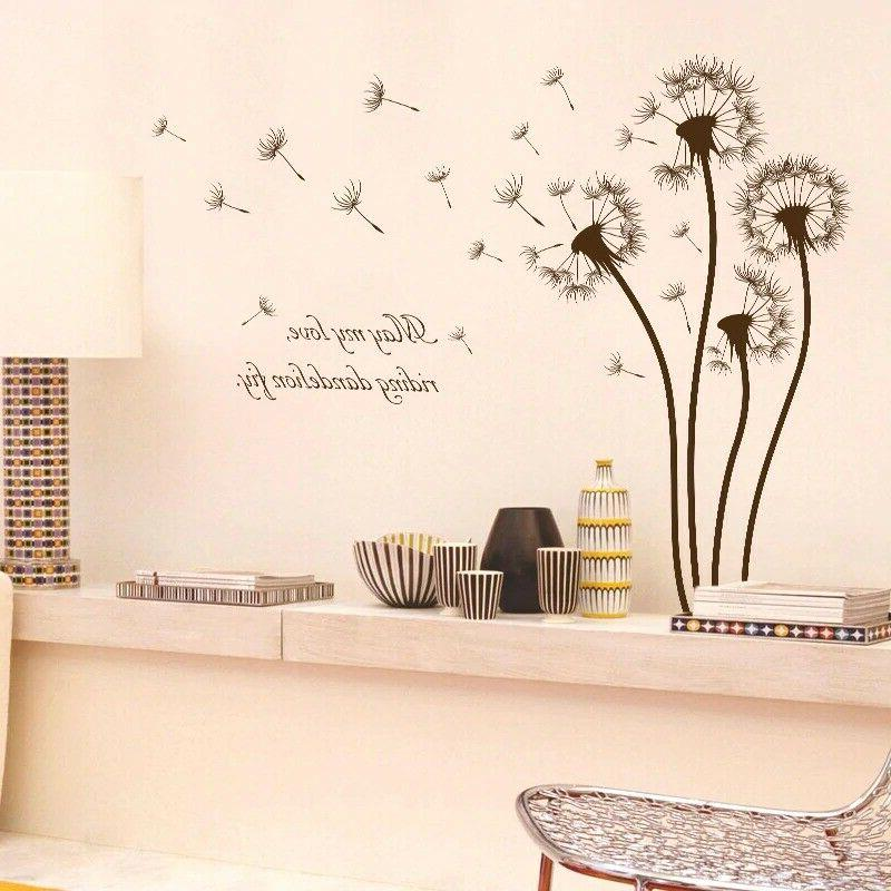 Removable Wall Art Decoration Bedroom