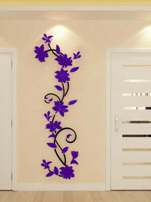 US Decal Vinyl Home Living Sticker Removable Mural