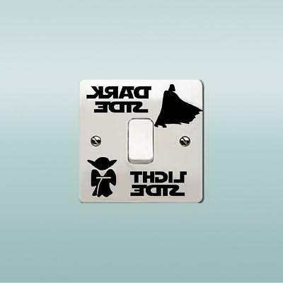 Wall Side Switch Fashion Accessories D