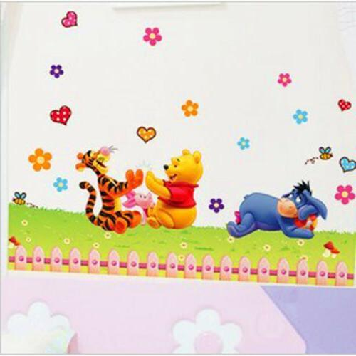 Winnie The Pooh Stickers Removable Decal