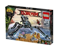 LEGO Ninjago Water Strider 70611 Building Kit