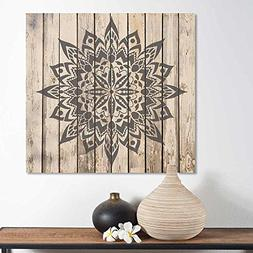 Cutting Edge Stencils Mandala Stencil New Tribe - Trendy Eas