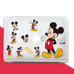 Mickey Mouse Laptop Sticker, Mac, Wall Stickers, decal, skin