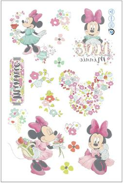 Minnie Mouse Laptop Sticker, Mac, Wall Stickers, decal, skin
