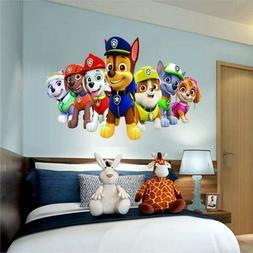 WALL STICKER PAW PATROL Style Skye Marshall chase decor  ART