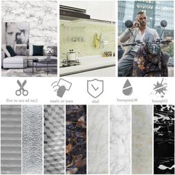 Self Adhesive Wall Sticker Kitchen Cabinet Oil/Water Proof W