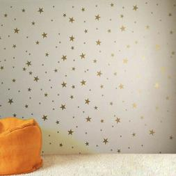 Stars Wall Decal Stickers For Baby Kids Room Nursery  Home A