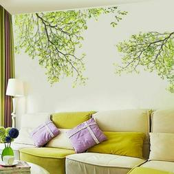 Tree Branch Wall Art Stickers Removable Vinyl Decal Mural Ho