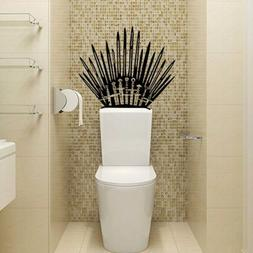 US GAME OF THRONES Iron Throne Vinyl Decal Toilet Wall Stick