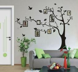 US Wall Decal Sticker Large Vinyl Photo Picture Frame Remova