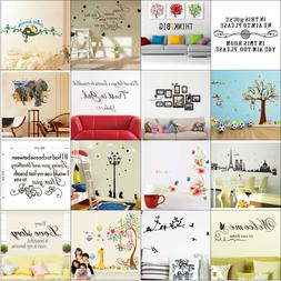 Vinyl Home Room Decor Art Wall Decal Stickers Nursery Bedroo
