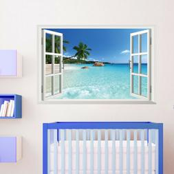 Wall Decals | Easy to Peel Easy to Stick |Window Outside Wal