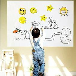 Wall Paper Sticker Thick Whiteboard Sticker Chalkboard Conta
